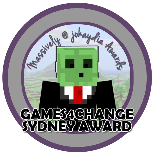 105. Games4Change Sydney Award