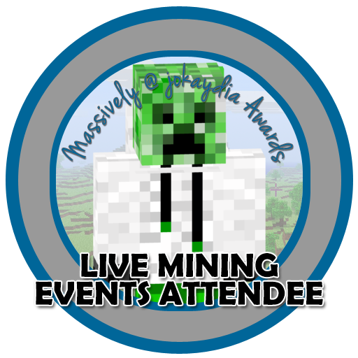 098. Live Mining Events Attendee