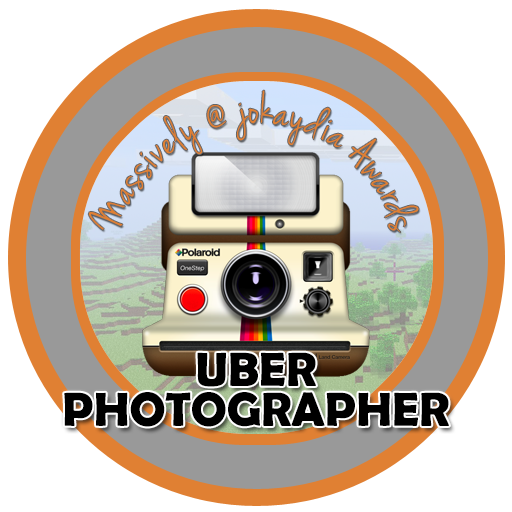 012. Uber Photographer Award