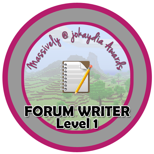 013. Forum Writer Level 1 – Make Your First Comment!