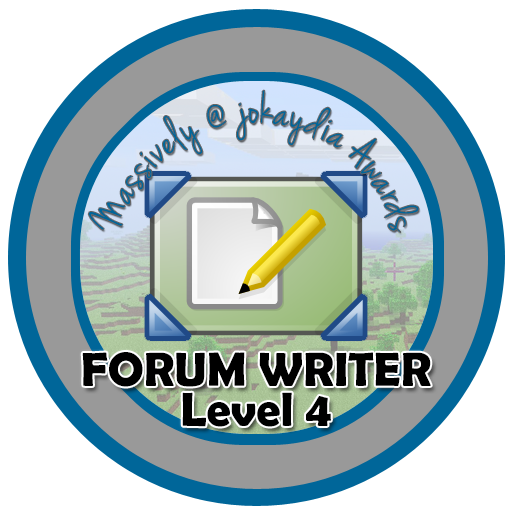 016. Forum Writer Level 4 – Discussion Starter