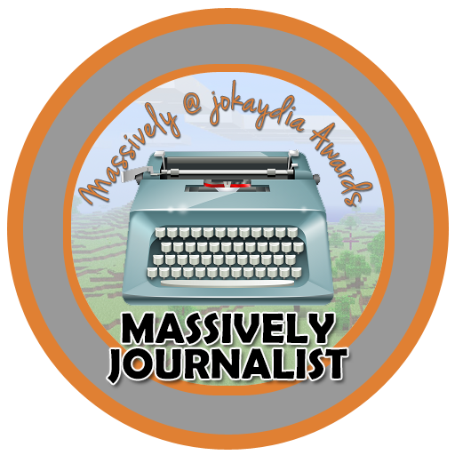 018. Massively Journalist