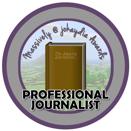 019. Professional Journalist's Award