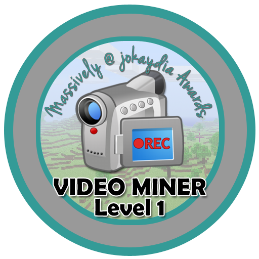 021. Video Miner Level 1 – Sharing Videos!