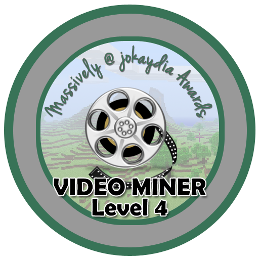 024. Video Miner Award Level 4 – Uber Film-maker