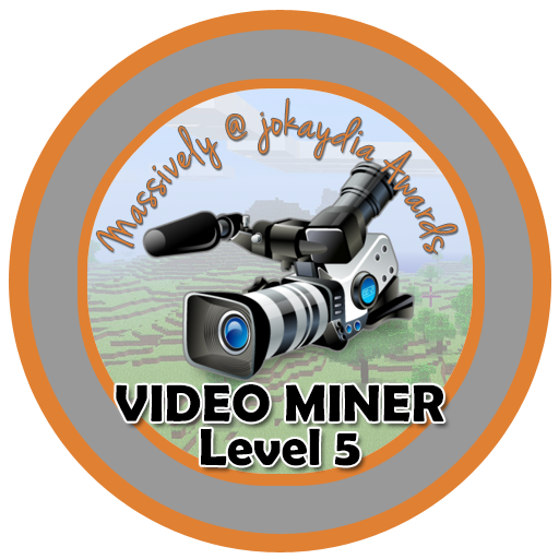025. Video Miner Award Level 5 – Professional Film-maker