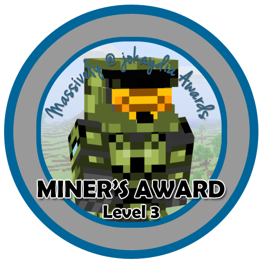 030. Miner's Award Level 3 – Fully Equipped House