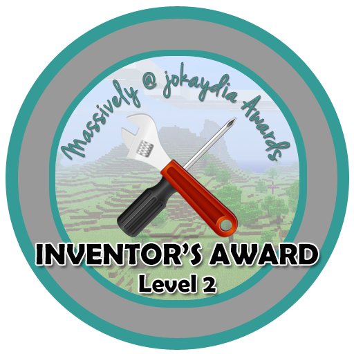 034. Inventor's Award Level 2 – Pistons and Redstone