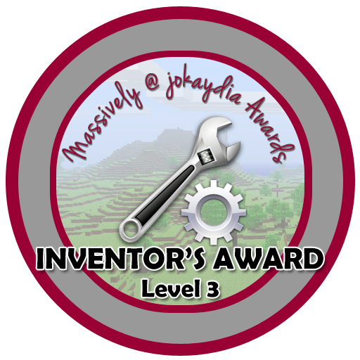 035. Inventor's Award Level 3 – Machine Maker