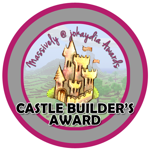040. Castle Builder's Award