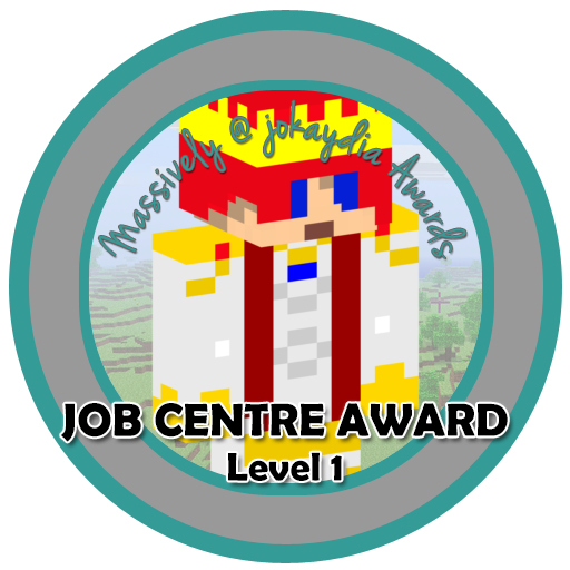 041. Job Centre Award – Level 1