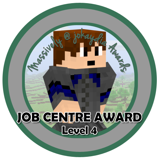 044. Job Centre Award – Level 4