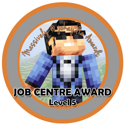 045. Job Centre Award – Level 5