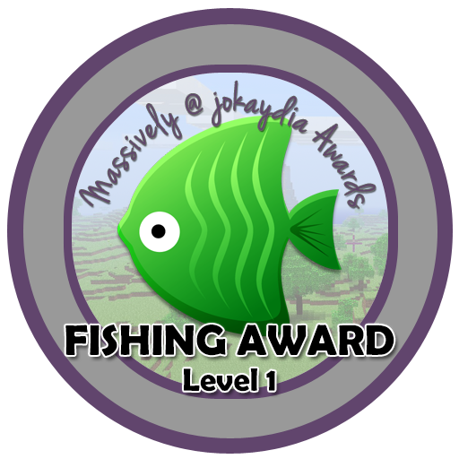 046. Fishing Award Level 1 – 20 Fish