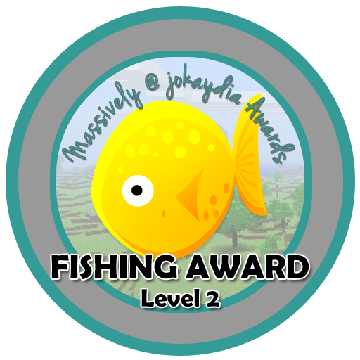047. Fishing Award Level 2 – 40 Fish