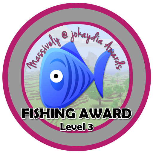 048. Fishing Award Level 3 – 100 Fish