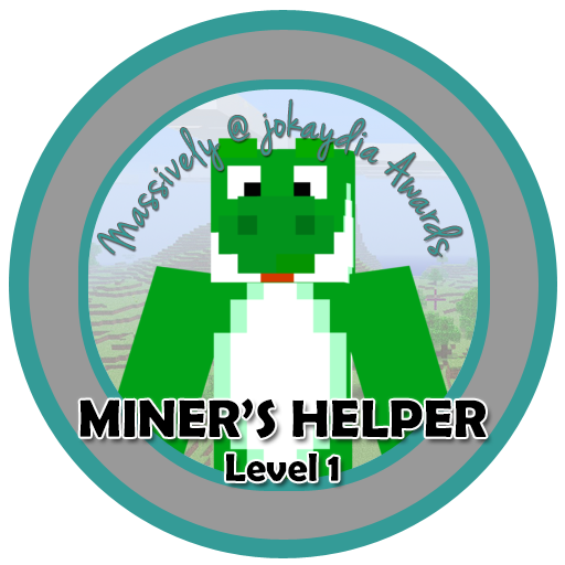 049. Miner's Helper Level 1 – Help a New Miner