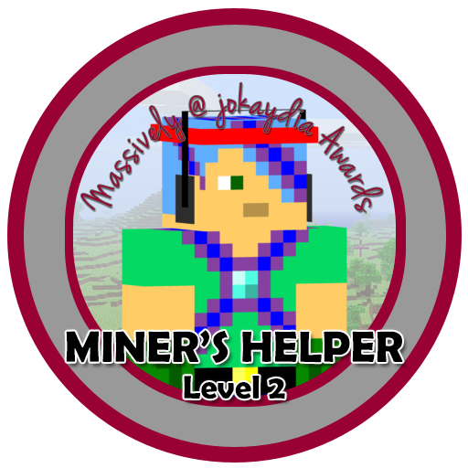 050. Miner's Helper Level 2 – Tutorial Builder
