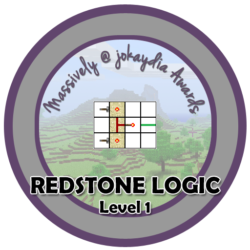 054. Redstone Logic Level 1 – Gates