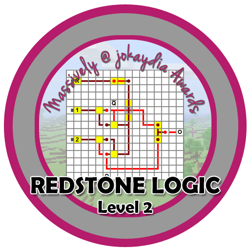 055. Redstone Logic Level 2 – Combination Locks