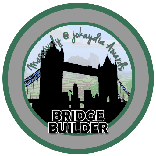 060. Bridge Builder Award
