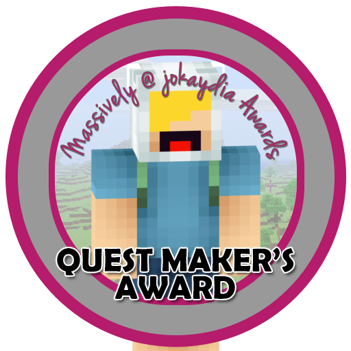 063. Quest Maker Award