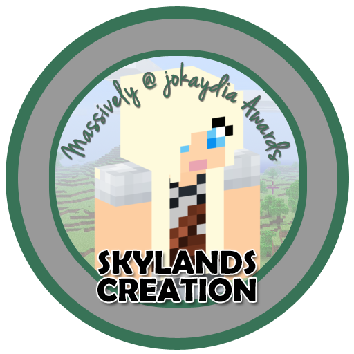 067. Skylands Creation Award