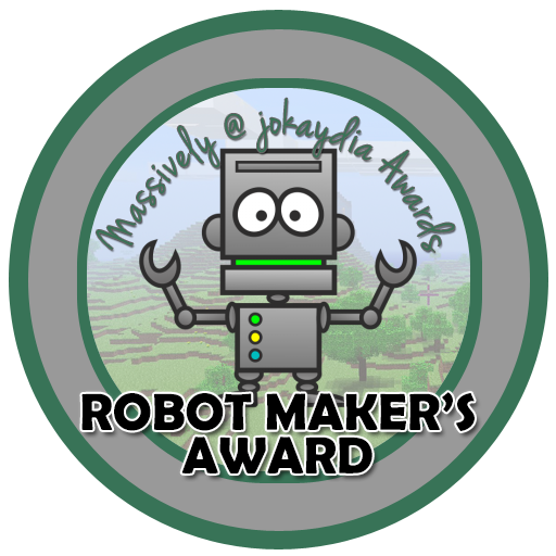 072. Robot Maker's Award