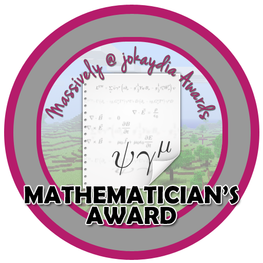 079. Mathematician's Award