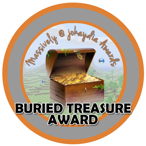 083. Buried Treasure Award
