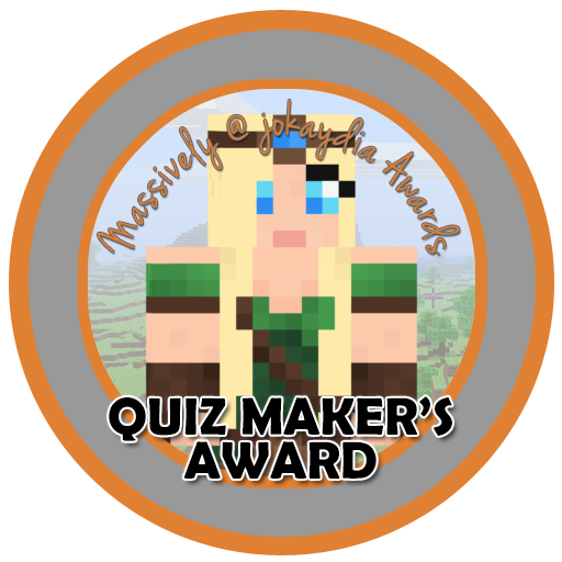 087. Quiz-Maker's Award