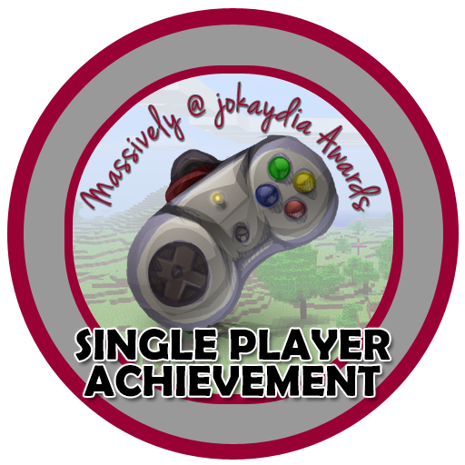 088. Single Player Achievement Award
