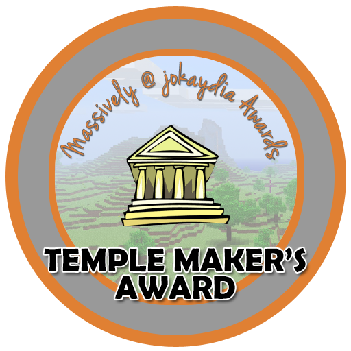 095. Temple Maker's Award