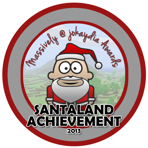 115. Santaland Achievement 2013