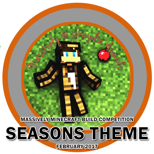 133. Massively Minecraft Build Competition – Seasons Theme – February 2017