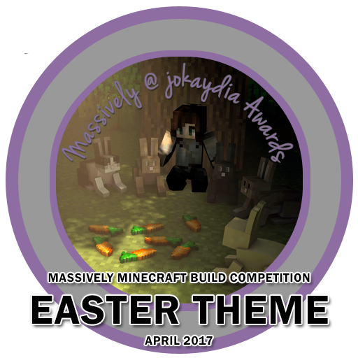 134. Massively Minecraft Build Competition – Easter Theme – April 2017