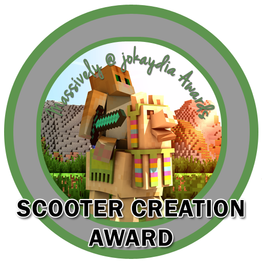 135. Scooter Creation Award