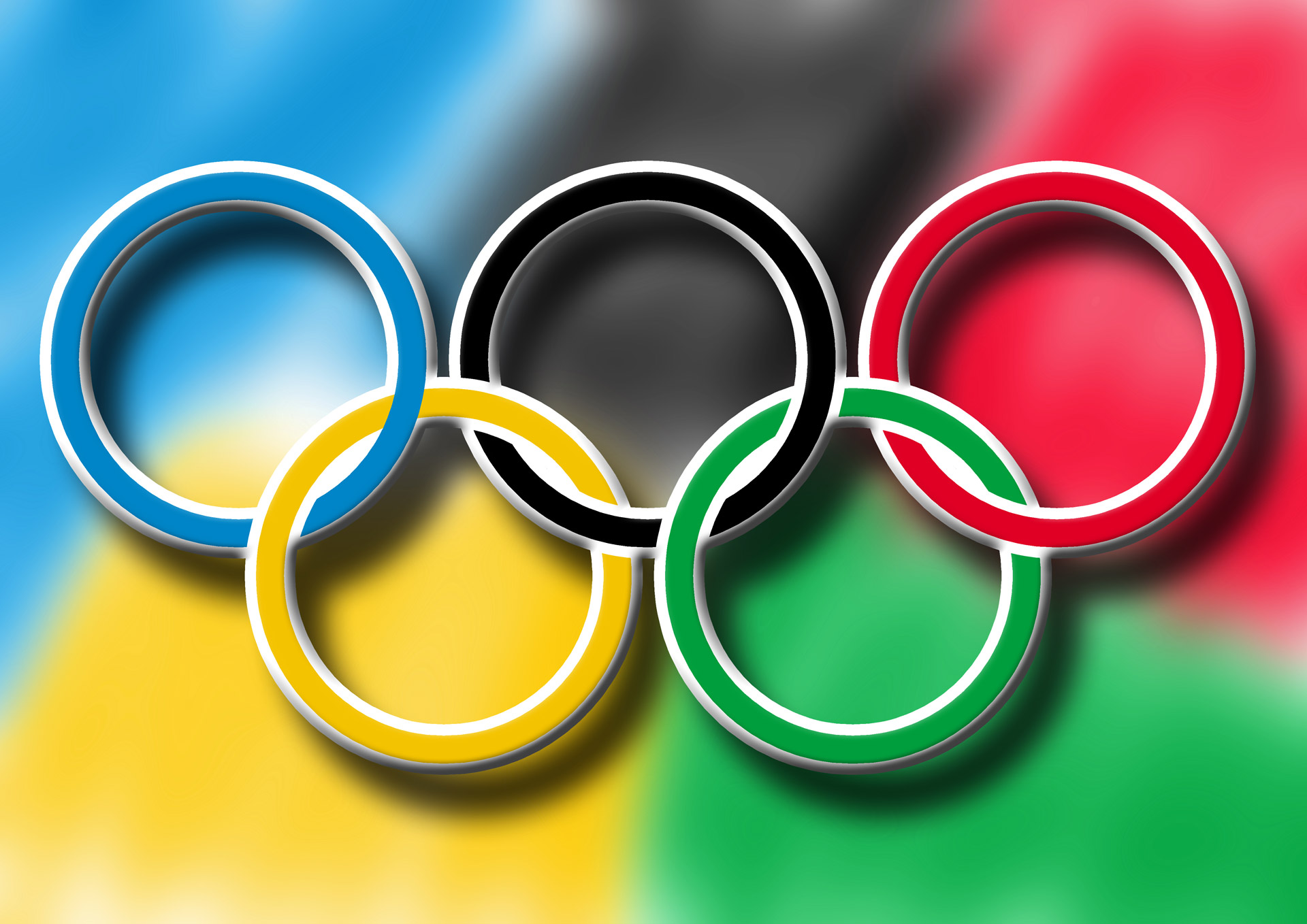 Olympics coming up!