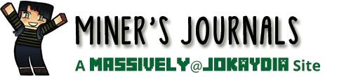 Miner's Journals