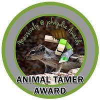 120. Animal Tamer Award Icon