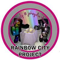 121. Rainbow City Award Icon