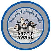 101. Arctic Award Icon