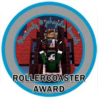 125. Rollercoaster Award Icon