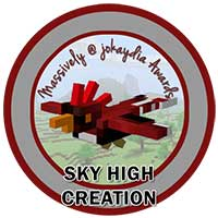 062. Sky High Creation Award