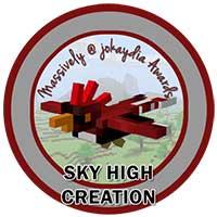 062. Sky High Creation Award Icon