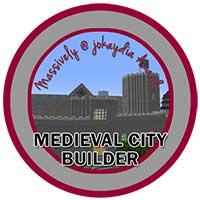 096. Massively Medieval Builder's Award Icon