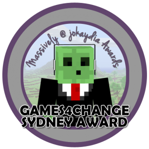 Games4Change Sydney Award