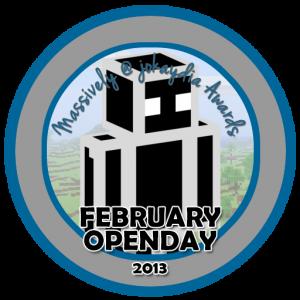 February OpenDay 2013