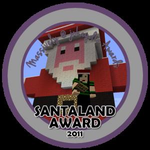 Santaland Award 2011
