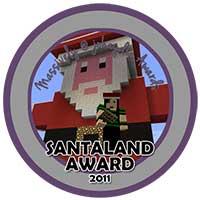 093. Santaland Award 2011 Icon